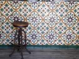 Bar and Tiles Spain