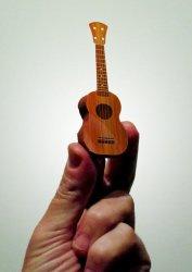 paper ukulele