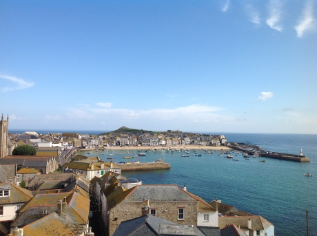 Room with a View, St Ives