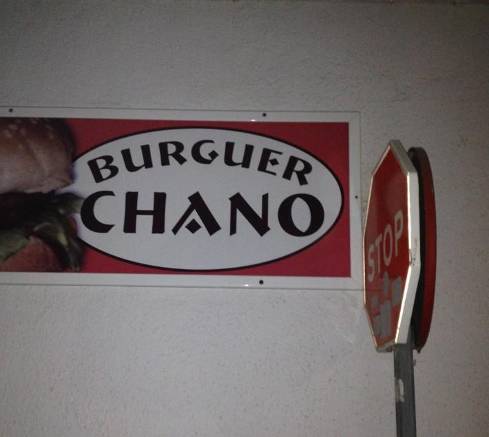 burger chano