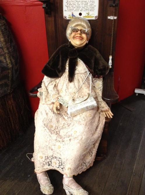 Rare mannequin