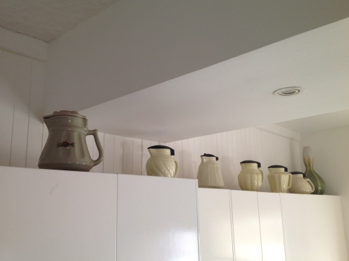 Australian collectors ceramic kettles