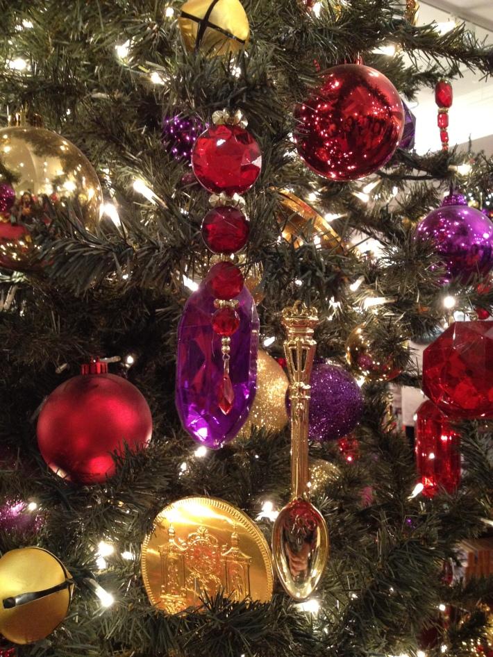 Fortnum and Mason Christmas tree