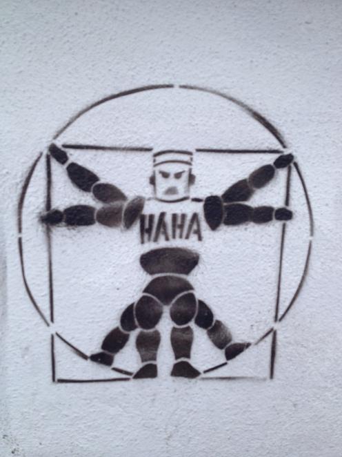 haha London Street Art