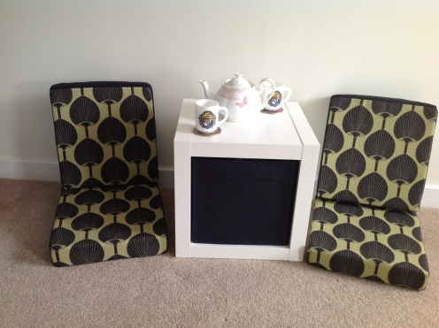 Florence Broadhurst Floor Cushions