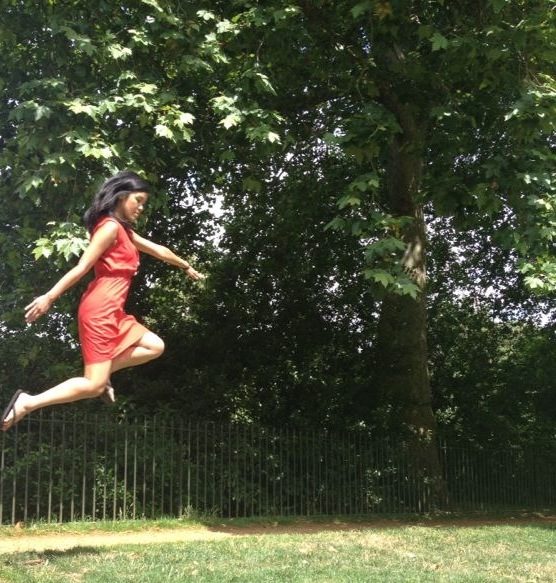 Leap photograph by MG